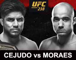 cejudo-moraes-fight-ufc-238-poster