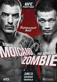 moicano-korean-zombie-fight-ufc-fight-night-157-poster