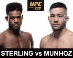 sterling-munhoz-fight-ufc-238-poster