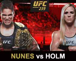 nunes-holm-fight-ufc-239-poster