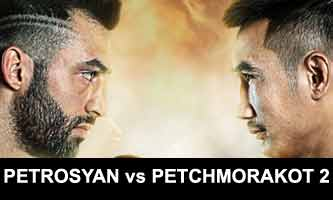 petrosyan-petchmorakot-2-fight-one-fc-99-poster
