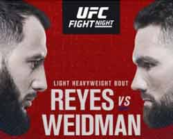 reyes-weidman-fight-ufc-on-espn-6-poster