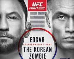 edgar-korean-zombie-fight-ufc-fight-night-165-poster