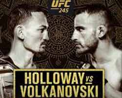holloway-volkanovski-fight-ufc-245-poster