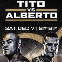 tito-vs-alberto-del-rio-fight-combate-americas-poster