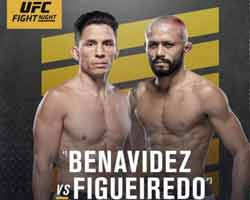 benavidez-figueiredo-fight-ufc-fight-night-169-poster