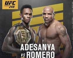 adesanya-romero-fight-ufc-248-poster