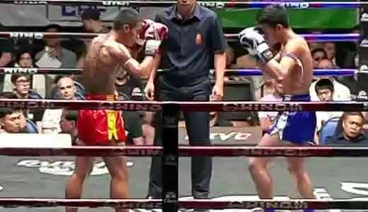 best-muay-thai-fight-ko-video-buakaew-daowiset-2020