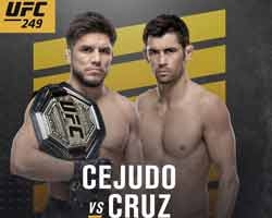 cejudo-cruz-fight-ufc-249-poster