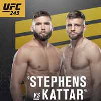stephens-kattar-fight-ufc-249-poster