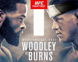 woodley-burns-fight-ufc-on-espn-9-poster