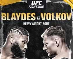 blaydes-volkov-fight-ufc-on-espn-11-poster