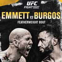 emmett-burgos-fight-ufc-on-espn-11-poster