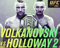 volkanovski-holloway-2-fight-ufc-251-poster