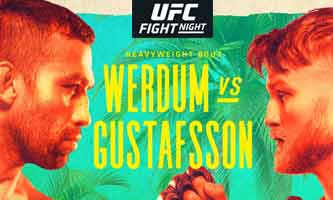 werdum-gustafsson-full-fight-video-ufc-on-espn-14-poster
