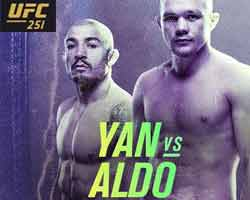 yan-aldo-fight-ufc-251-poster