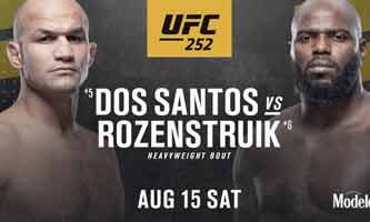 dos-santos-rozenstruik-full-fight-video-ufc-252-poster