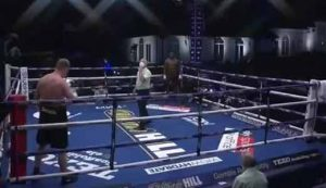 Photo of the fight Dillian Whyte vs Alexander Povetkin