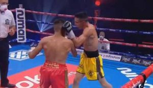 Photo of the fight Samir Ziani vs Alex Dilmaghani