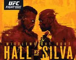 hall-silva-full-fight-video-ufc-fight-night-181-poster