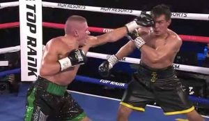 Photo of the fight Jose Zepeda vs Ivan Baranchyk