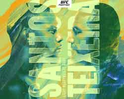 santos-teixeira-full-fight-video-ufc-fight-night-182-poster