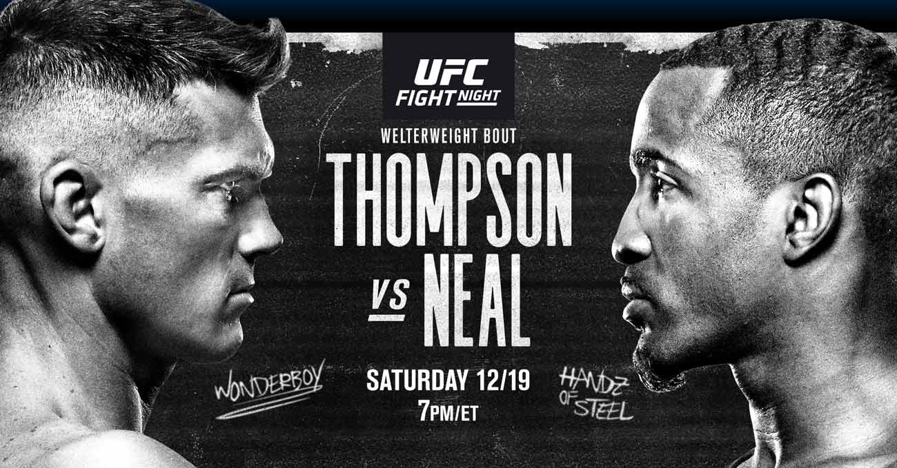 thompson-neal-full-fight-video-ufc-fight-night-183-poster