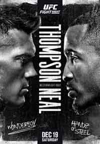 thompson-neal-ufc-fight-night-183-poster