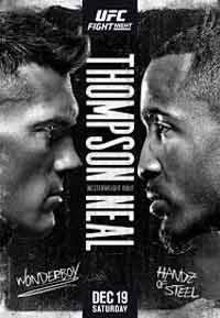 thompson-neal-ufc-fight-night-183-poster