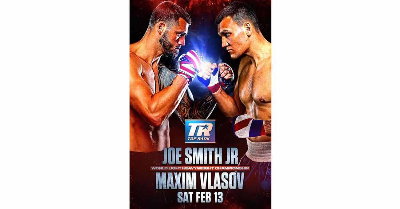 Richard Commey vs Jackson Marinez full fight video poster 2021-02-13