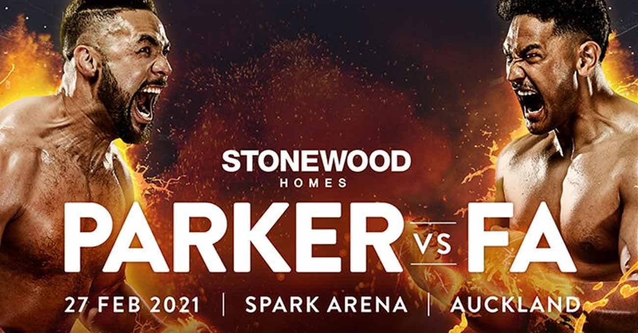 Joseph Parker vs Junior Fa full fight video poster 2021-02-27