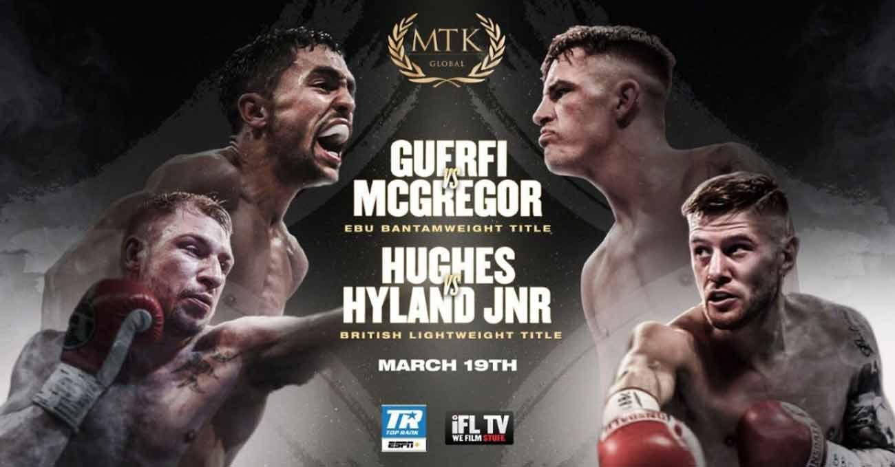 Lee McGregor vs Karim Guerfi full fight video poster 2021-03-19