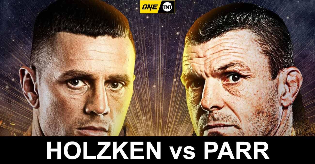 Nieky Holzken vs John Wayne Parr full fight video ONE on TNT 3 poster
