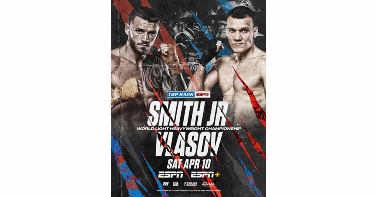 Poster of Smith vs Vlasov 2021-04-10