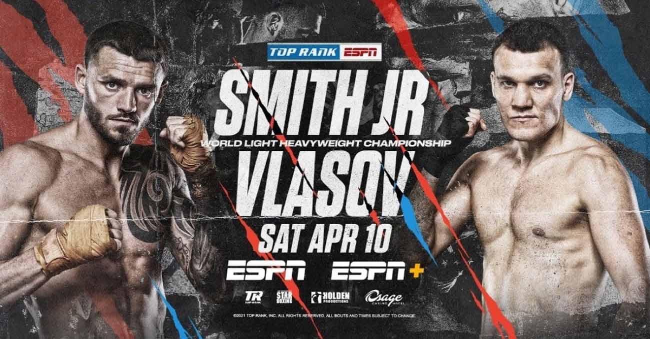 Joe Smith Jr vs Maxim Vlasov full fight video poster 2021-04-10