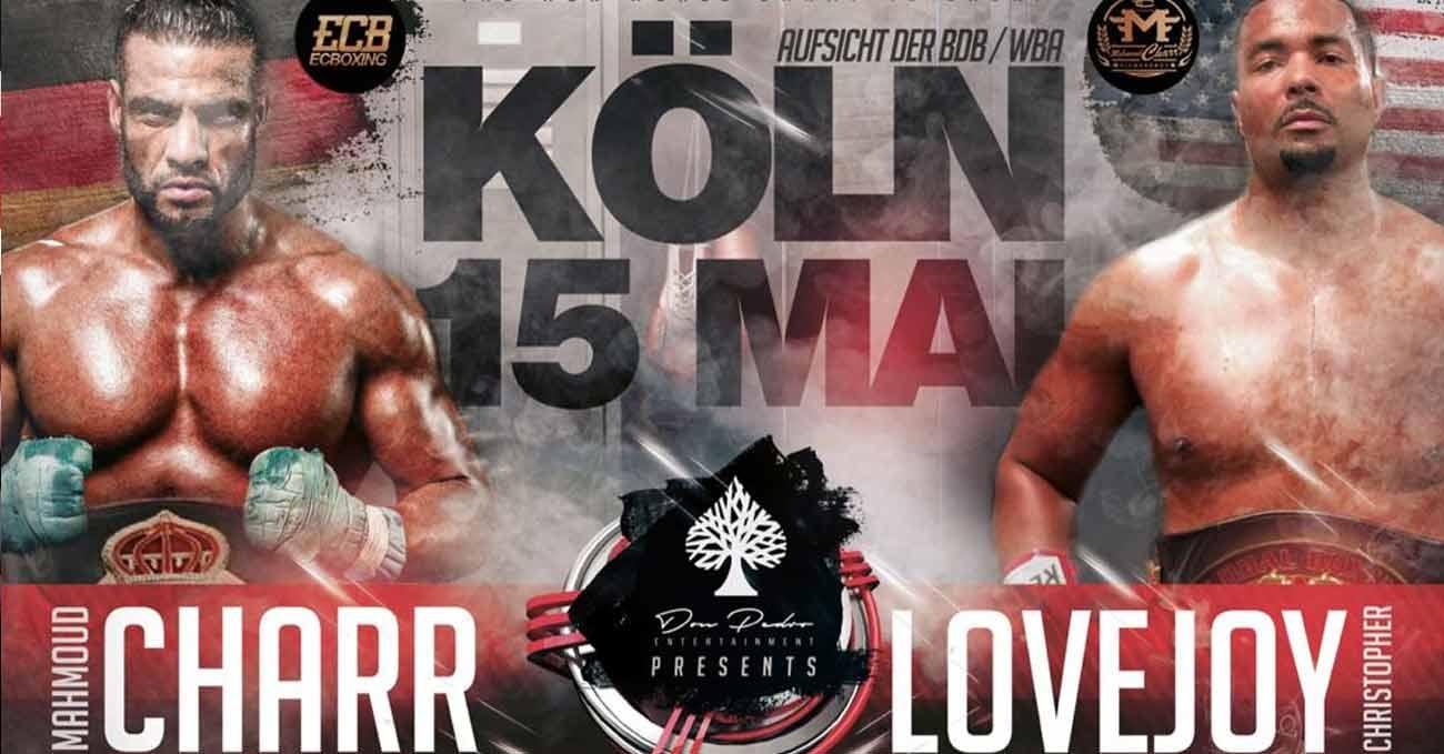 Manuel Charr vs Christopher Lovejoy full fight video poster 2021-05-15