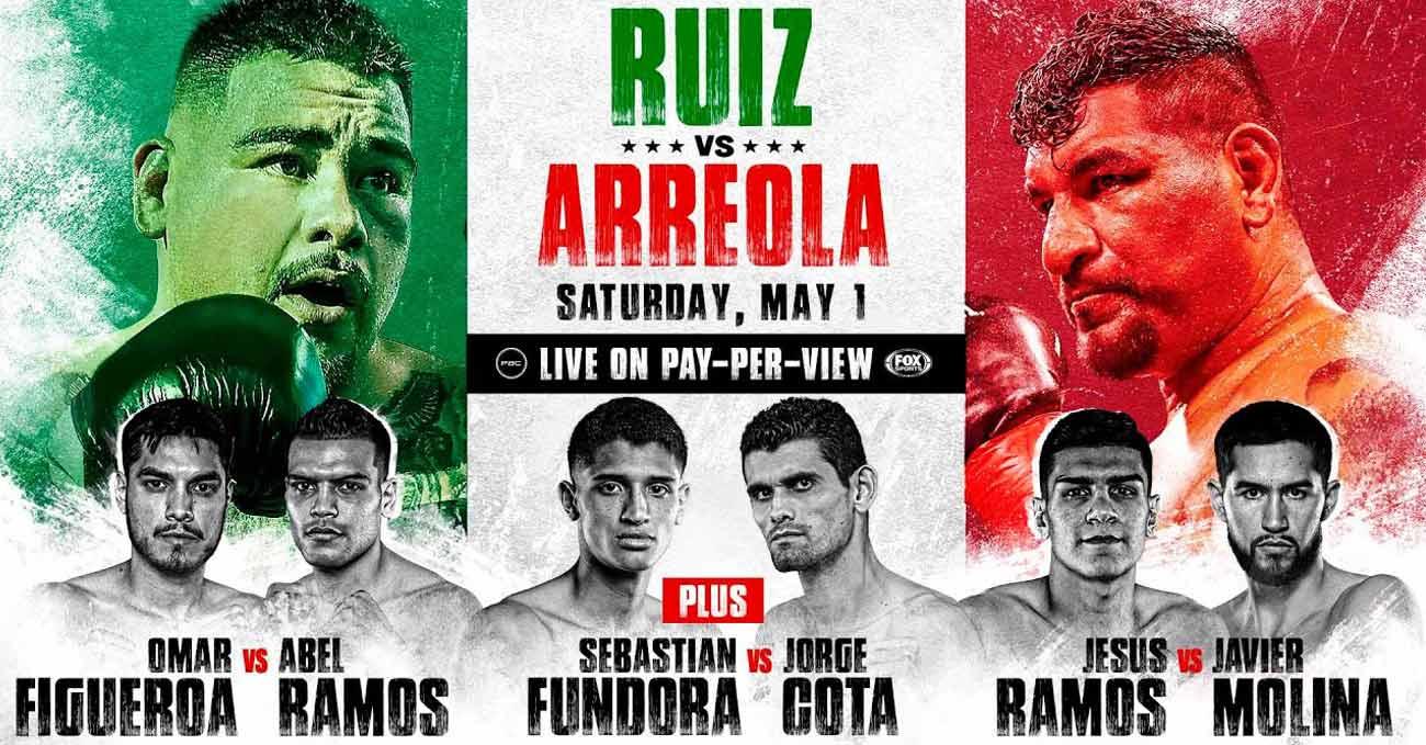 Omar Figueroa Jr vs Abel Ramos full fight video poster 2021-05-01