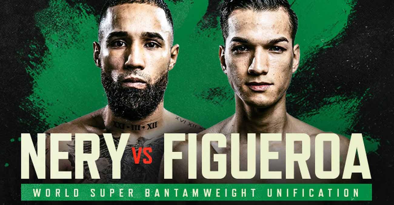 Luis Nery vs Brandon Figueroa full fight video poster 2021-05-15