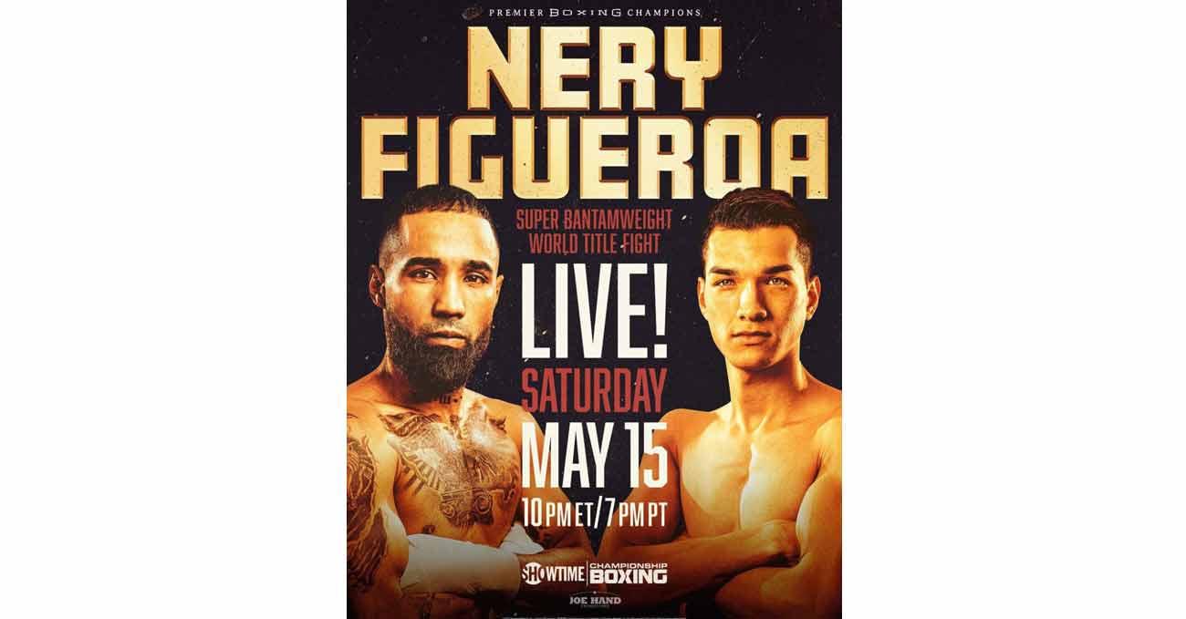 Poster of Nery vs Figueroa 2021-05-15