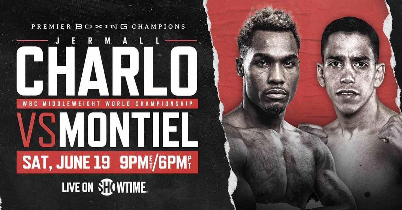 Jermall Charlo vs Juan Macias Montiel full fight video poster 2021-06-19