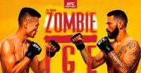 Poster of Chan Sung Jung vs Dan Ige Ufc Vegas 29