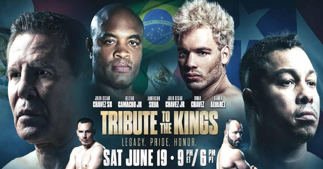 Julio Cesar Chavez Sr vs Hector Camacho Jr full fight video poster 2021-06-19