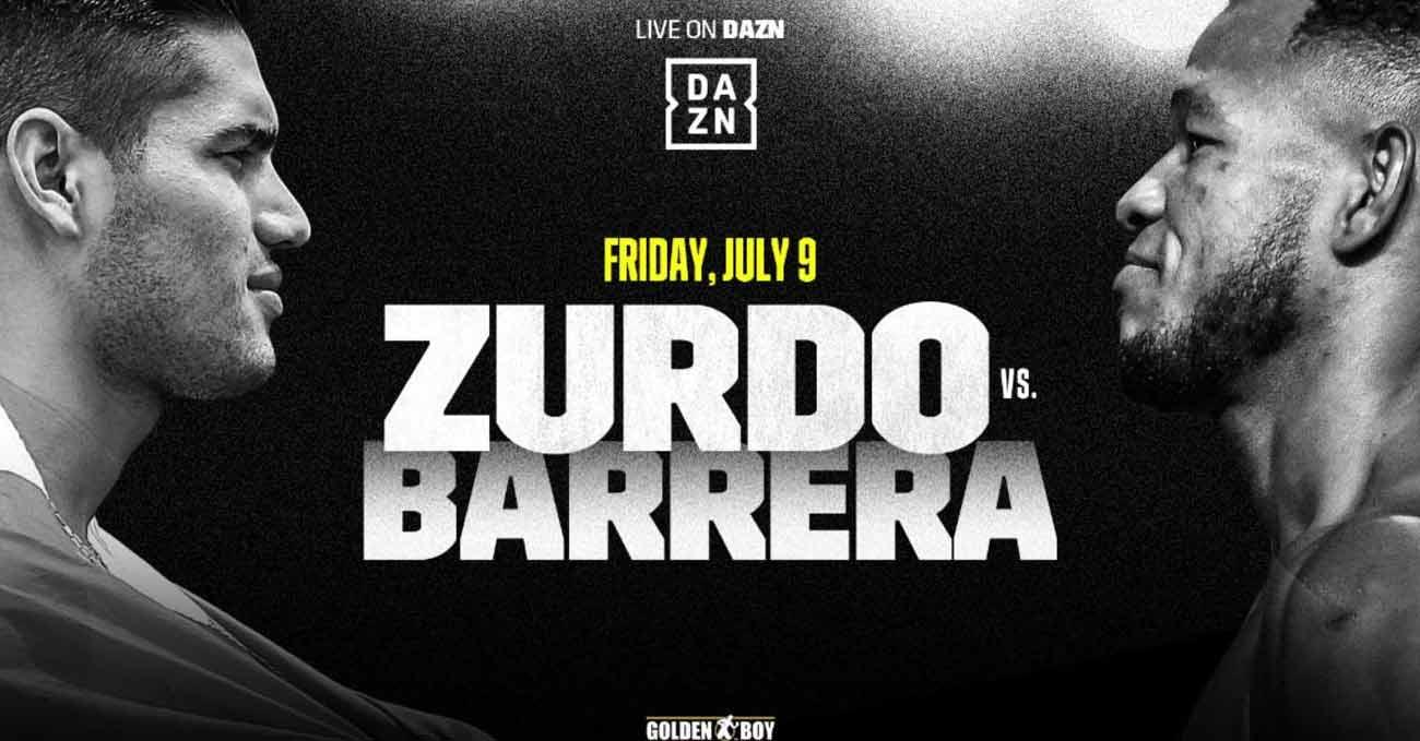 Gilberto Ramirez vs Sullivan Barrera full fight video poster 2021-07-09