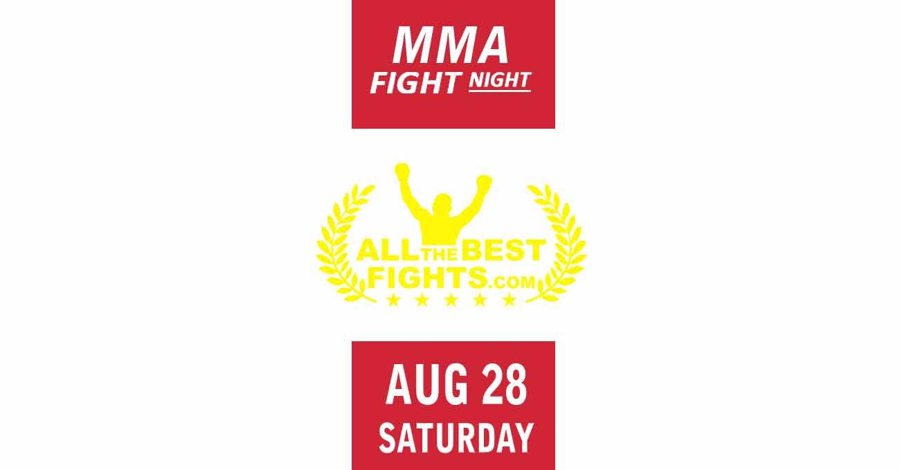 Poster of UFC Vegas 35: Barboza vs Chikadze by ATBF