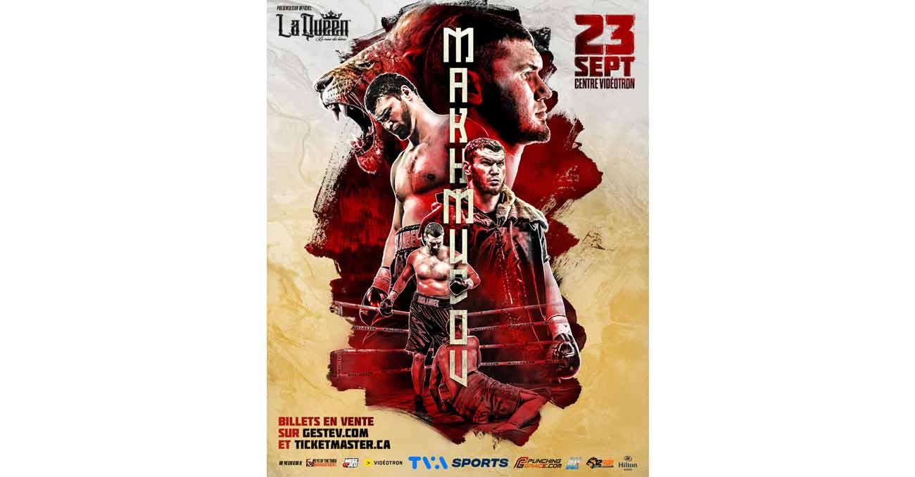 Arslanbek Makhmudov vs Erkan Teper full fight video poster 2021-09-23