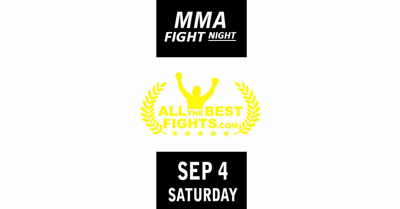 Poster of UFC Vegas 36: Brunson vs Till by ATBF