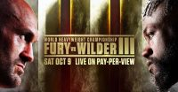 Poster of Wilder vs Fury 3